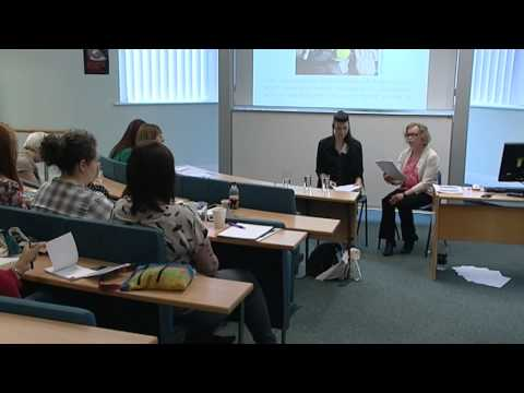 Helen Cousins and Jenni Ramone - 'Literary prizes and reading groups'