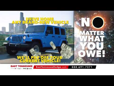 Total Eclipse of the Sale at East Tennessee Dodge - YouTube