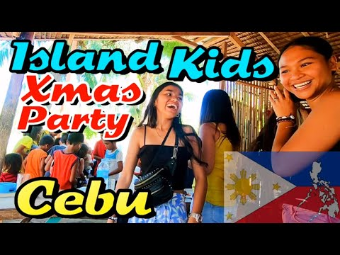 Island Kids Christmas in Cebu Philippines