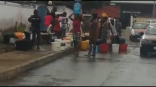 images de la  misère en Guinée Equatoriale d'Obiang