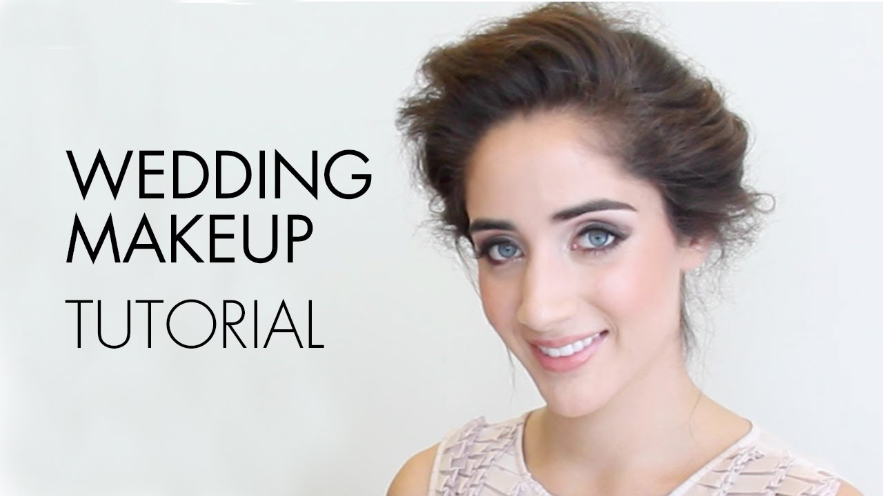 bridal makeup tutorial | professional makeup tips & tricks
