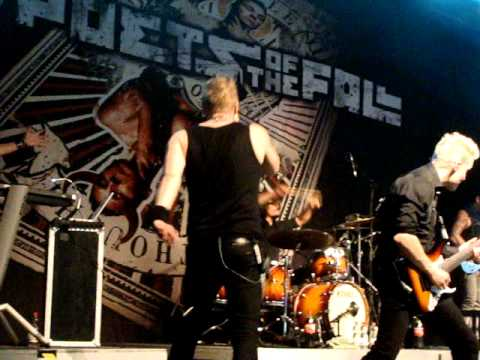 Poets of the Fall - Miss Impossible live