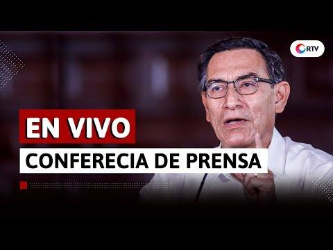 Coronavirus en el Perú: Mensaje de Vizcarra en el día 150 del estado de emergencia
