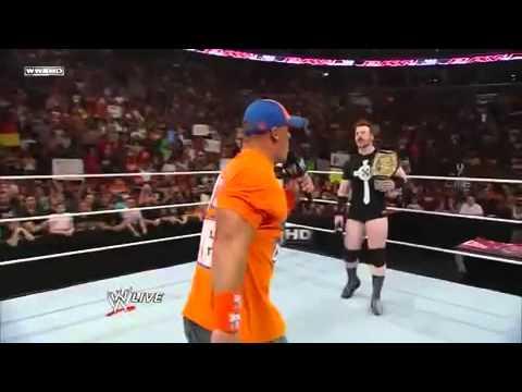 John Cena's Most Embarressing Moment EVER!