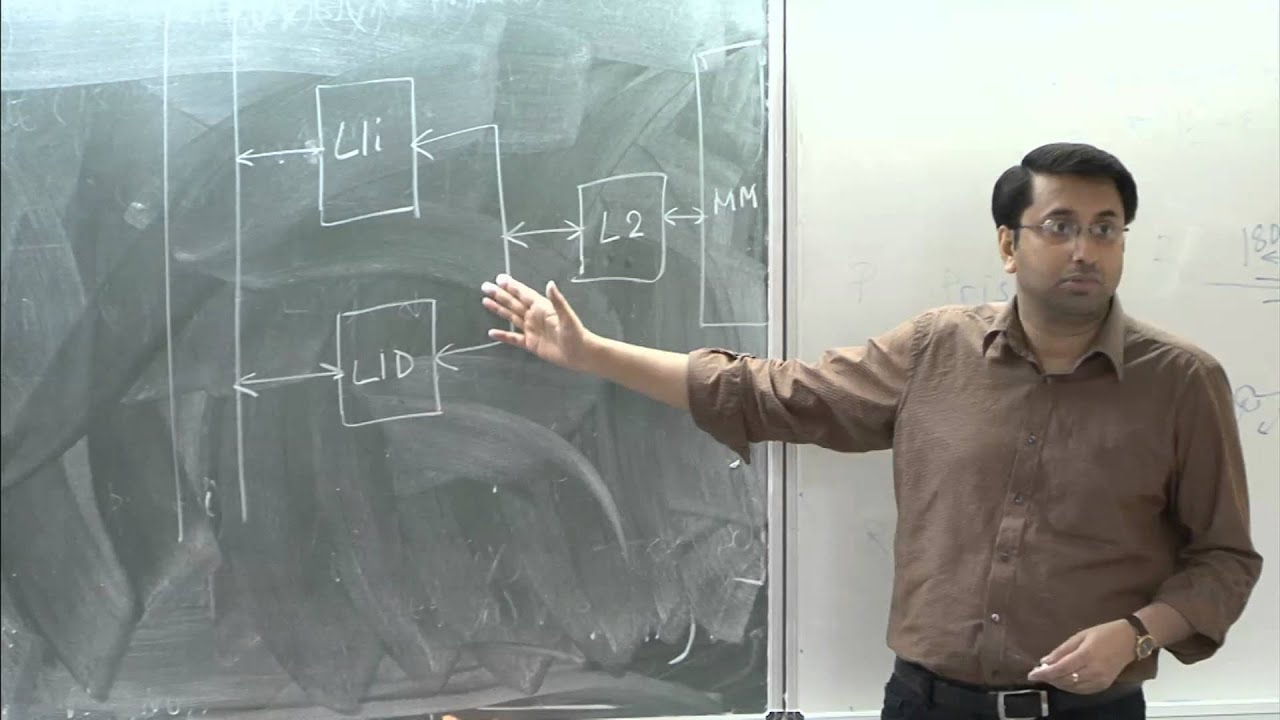 Mod-01 Lec-26 Virtual memory and caches