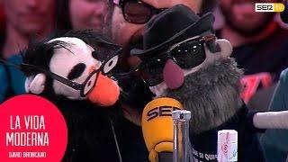 Las marionetas del Rancius y Susio Simio de Sirco enaltecen el terrorismo #LaVidaModerna
