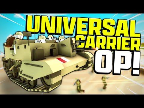 INSANE Second Battle of El Alamein in Total Tank Simulator! |