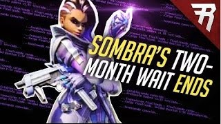 SOMBRA COUNTDOWN GAMEPLAY & STRATEGY   Overwatch
