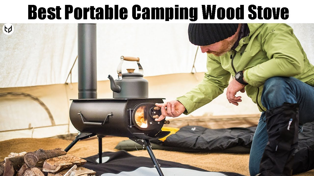 Best Portable Camping Wood Stove Youtube