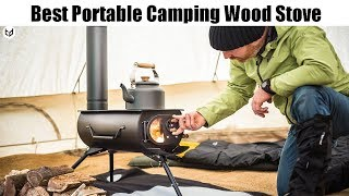 Best Portable Camping Wood Stove