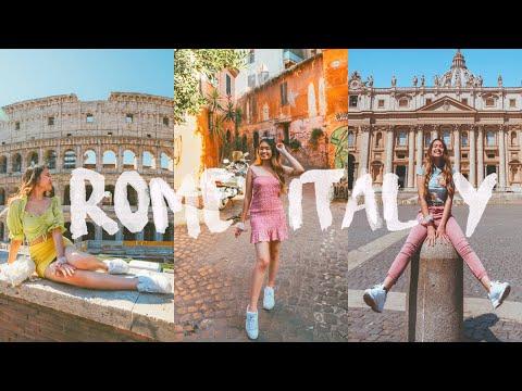 Lần đầu đi Rome | Du lịch nước Ý sau mùa dịch như thế nào?