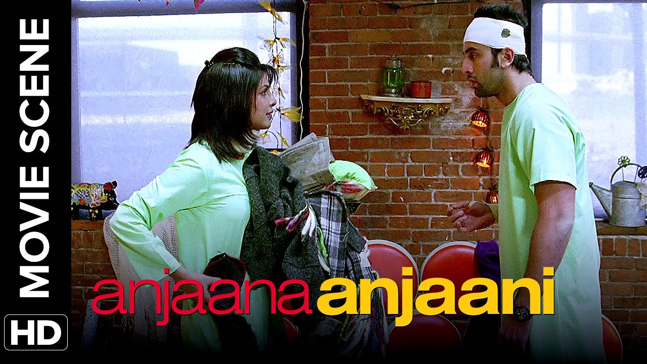 Download A suicidal attempt | Anjaana Anjaani | Movie Scenes