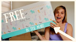 Free Baby Box In The Mail - How To Get Your Own