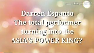 Darren Espanto THE ASIA'S POWER KING??