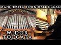 Capture de la vidéo Widor - Toccata - Cavaillé-Coll Organ Of Manchester Town Hall
