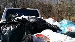 Trash bag pickup and garbage disposal in Dallas Tx
