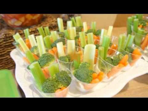Good Baby Shower Food Ideas - Youtube