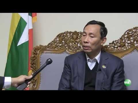 Interview with House Speaker U Shwe Mann