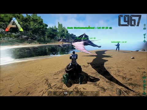 ARK:  Survival Evolved - Learning To Fly