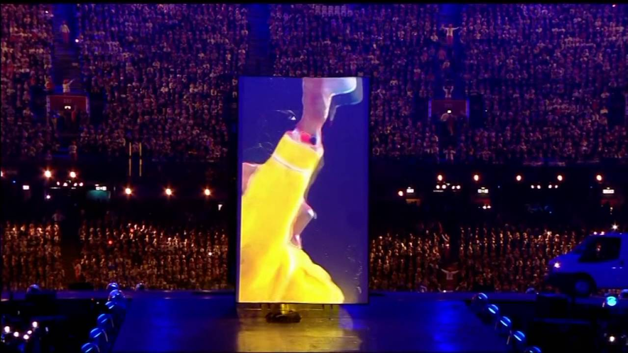Freddie Mercury Juegos Olimpicos Londres 2012 Youtube