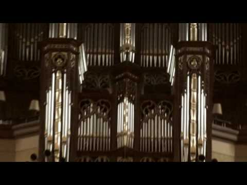 Cathedral of the Madeleine Organ Practice