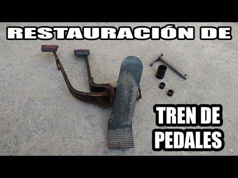 db57d0a6b Cómo reparar o restaurar el tren de pedales del vocho - VochoTalacha ...