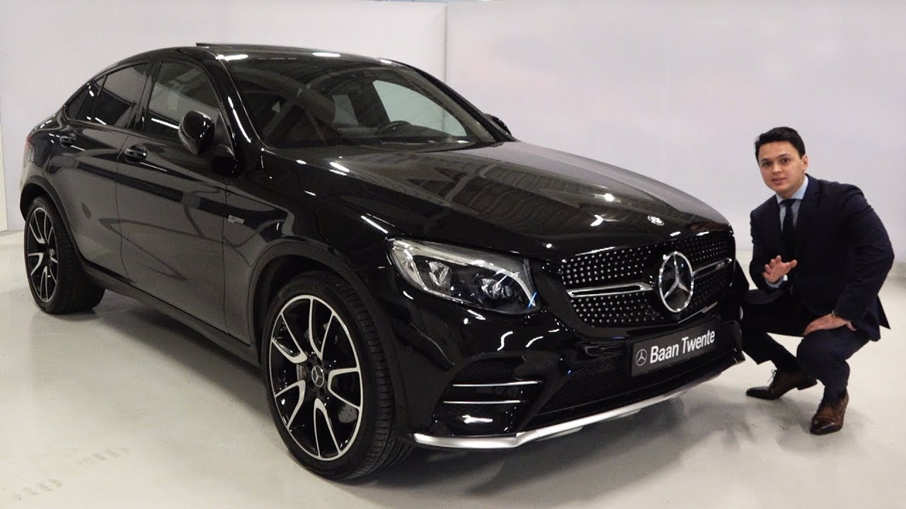 2018 Mercedes Amg Glc Coupe 4matic Full Review Glc43 Start Up Drive Interior Exterior