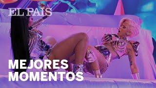 Las MEJORES ACTUACIONES de los GRAMMY 2021: Billie Eilish, Dua Lipa, Bad Bunny, Taylot Swift,...