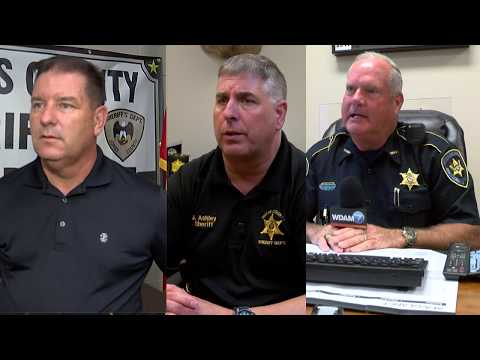 Law Enforcement Federal Funding TSR
