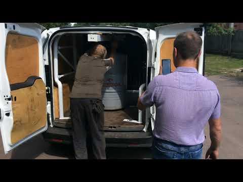 Кран балка, подъёмный кран в автомобиль Фиат Добло Fiat Doblo