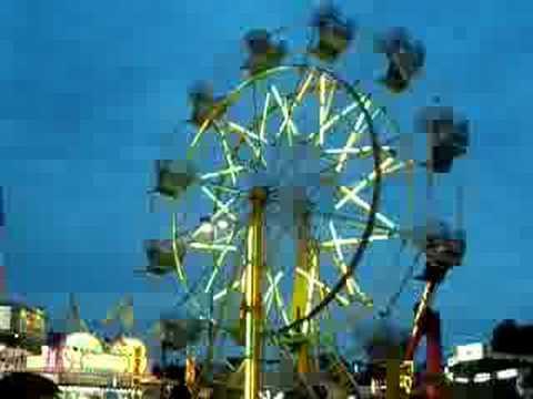 Ferris Wheel Carnival Ride Prospect Heights IL