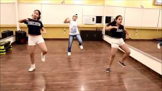 Dura | Daddy Yankee | Zumba dance Choreography for kids | Zin Sona | Sona Dance Studio Mohali