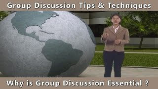 Why is Group Discussion Essential | group discussion videos | group discussion tips