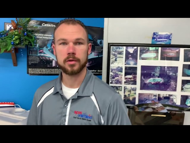 How to fix a hot tub air control knob