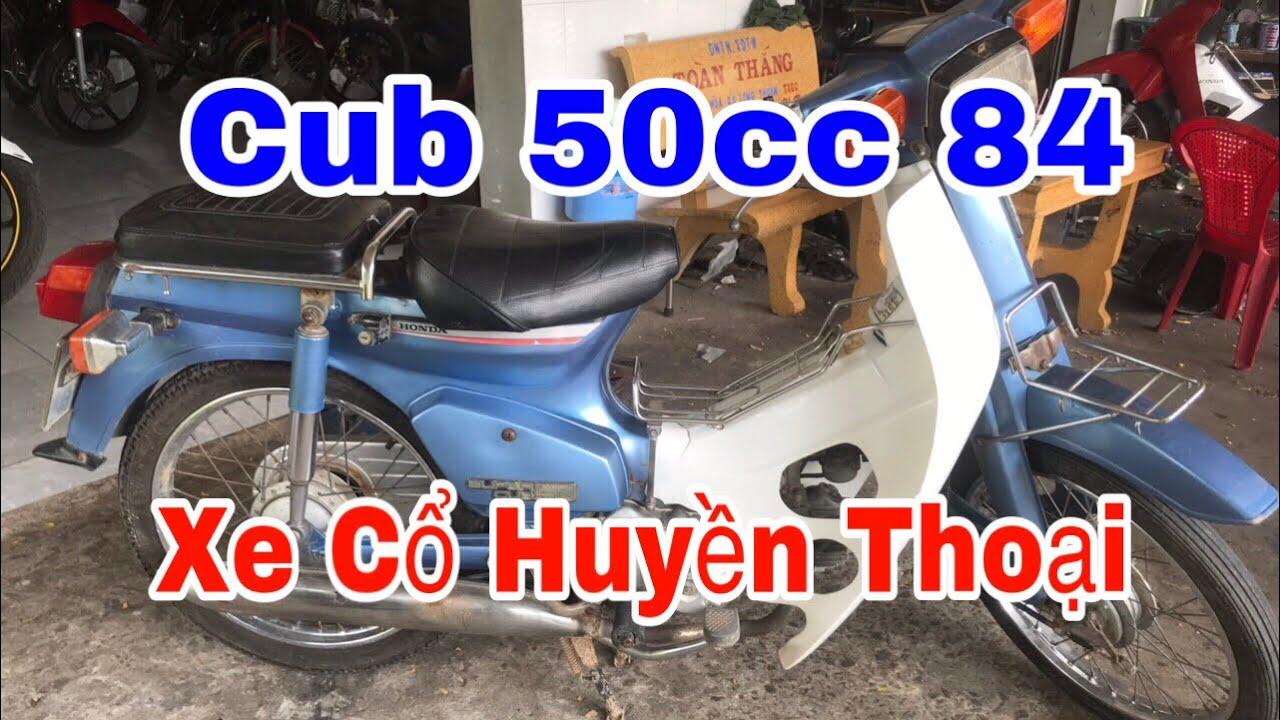 Bán Cub 50cc 84 Cũ – Chuyên Xe Cũ Tiền Giang