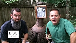 New Belgium Beer Review Rampant IPA by BOC GUYS (PK's favorite)