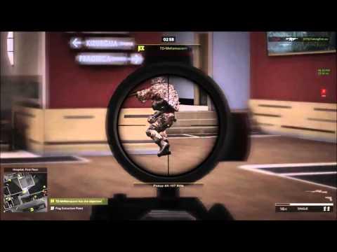 AAPG Sniper Montage/Gameplay!