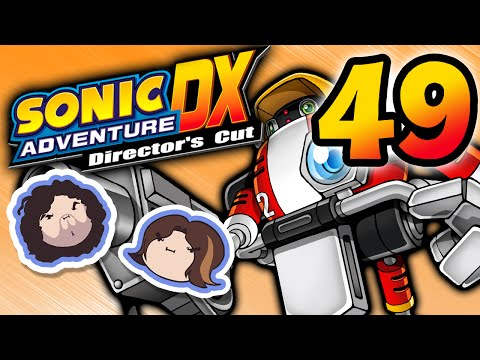 Sonic Adventure DX: Just a Robot - PART 49 - Game Grumps |