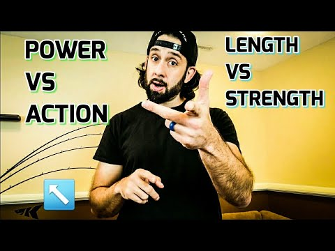 Rod Buying Guide: Power Vs Action, Length Vs Strength, And Rod Extras (2018)