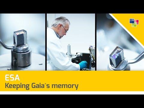 ESA - Keeping Gaia´s memory