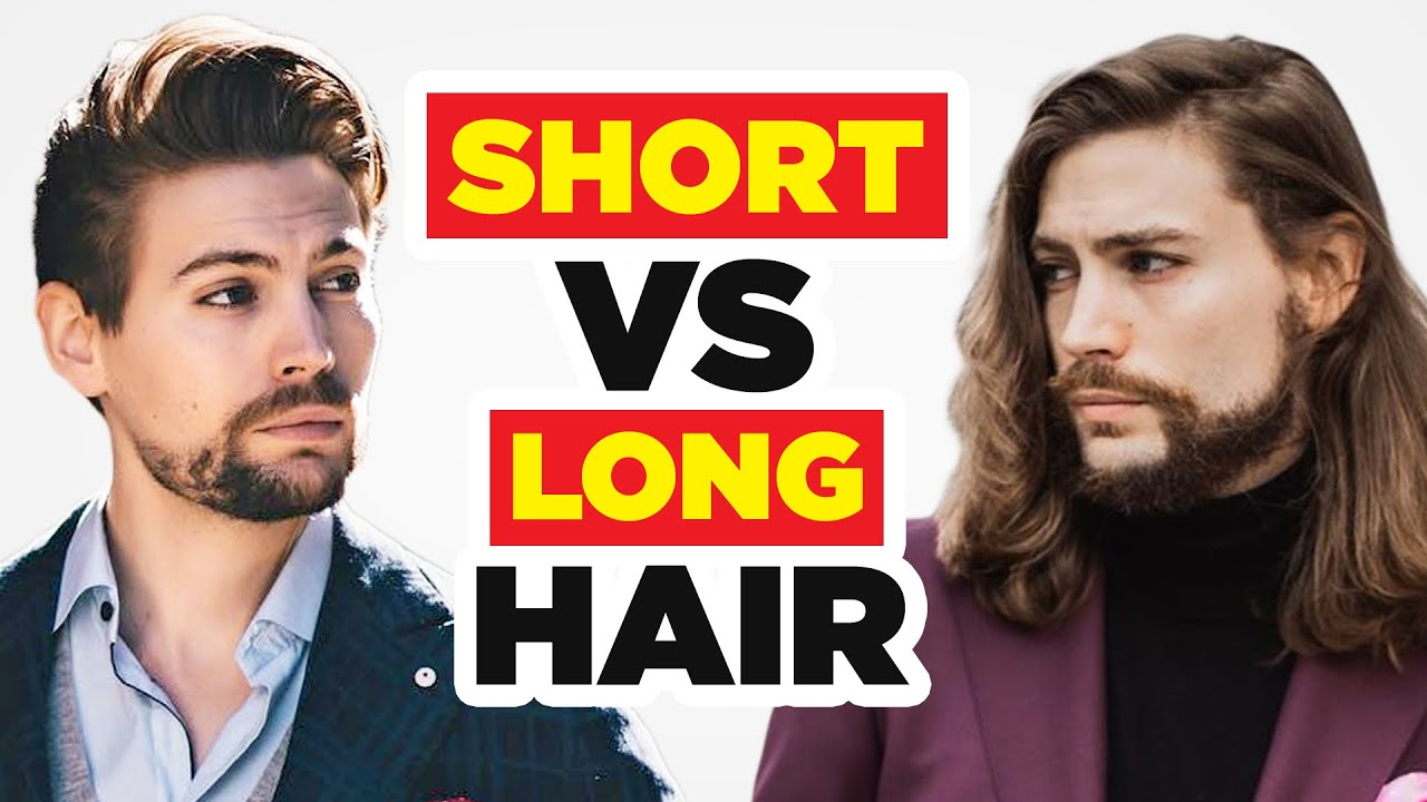 Short Hair Vs Long Hair: Which Is Better On Men?