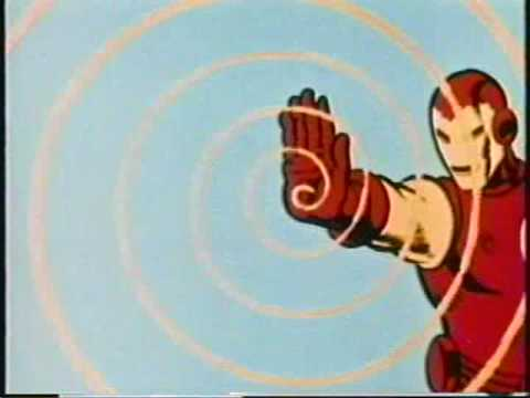 Iron Man   `66 Cartoon Theme Song