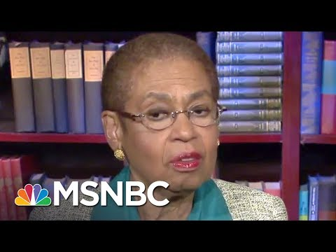 Norton Slams Dershowitz Over DC Grand Jury Comments   The Beat With Ari Melber   MSNBC