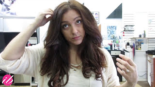 Adding Volume with Clip Ins! - Get Ready with Me | Instant Beauty ♡