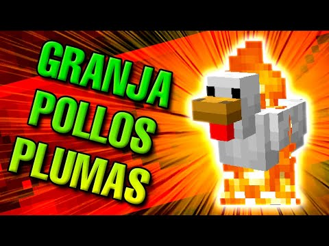 GRANJA De POLLOS 100% AUTO | Minecraft 1.8.3