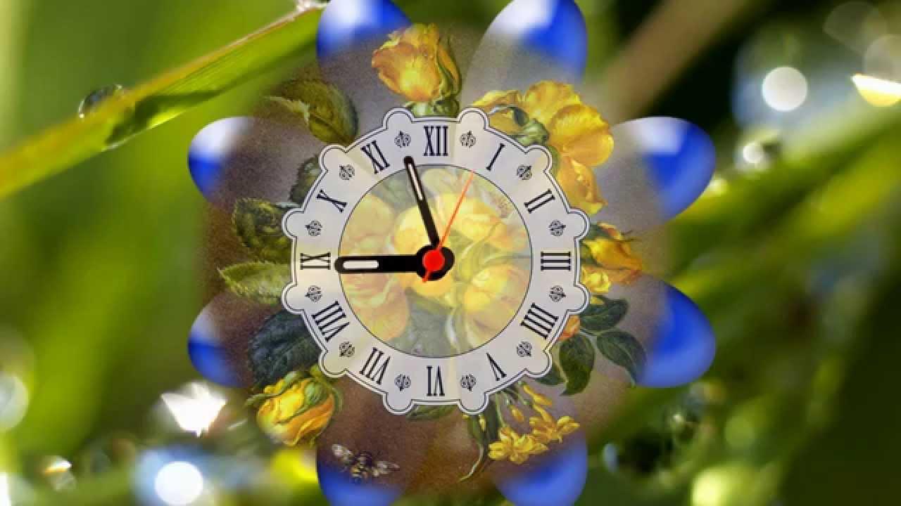 Часы тикают картинка
