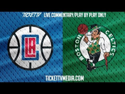 (LIVE) L.A. CLIPPERS VS. BOSTON CELTICS 11/20/19 - GAME BREAKDOWN/ANALYSIS ONLY - (NO VIDEO)