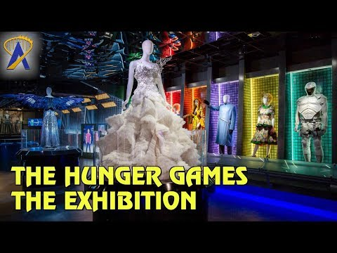 The Hunger Games: The Exhibition At MGM Grand Las Vegas
