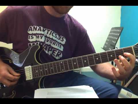Badfish Guitar Solo Lesson