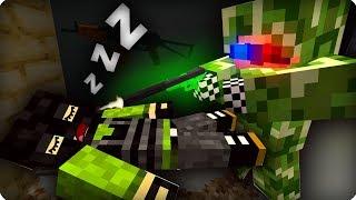 Пробрался на базу бандитов [ЧАСТЬ 52] Зомби апокалипсис в майнкрафт! - (Minecraft - Сериал)